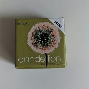 Mini Benefit Dandelion Blush